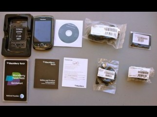 BlackBerry Torch 9800 450usd