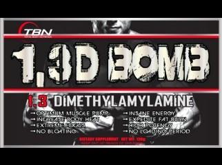 1 3 Dimethylamylamine 1 3 D BOMB