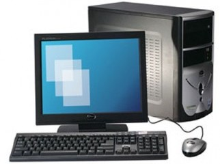 CORE 2 DUO PC WITH WARRANTY CALL 01911321099