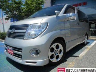 2008 Nissan Elgrand for sales