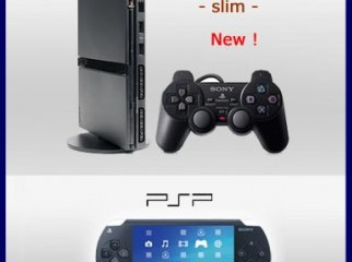 PSP and PS2 SLIM for sale