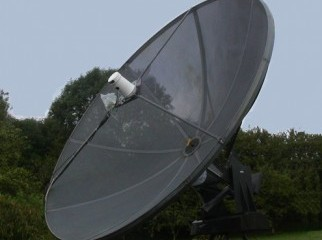 C-BAND DISH Without LNB