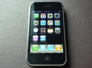 iPhone 3G 16GB Black
