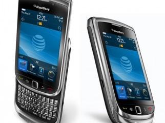 Blackberry Torch 9800 from U.K