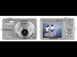 OLYMPUS 10 Mega Pixels Digital Camera.