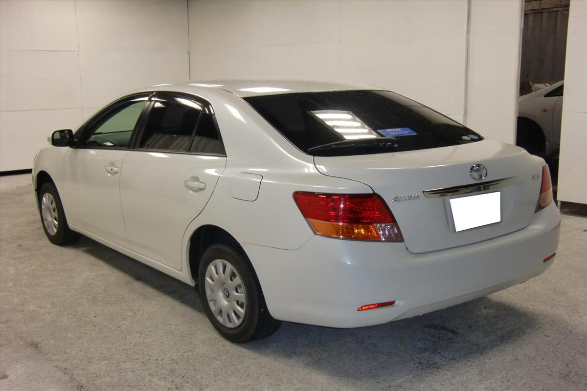 Toyota Allion A15 G Package Clickbd