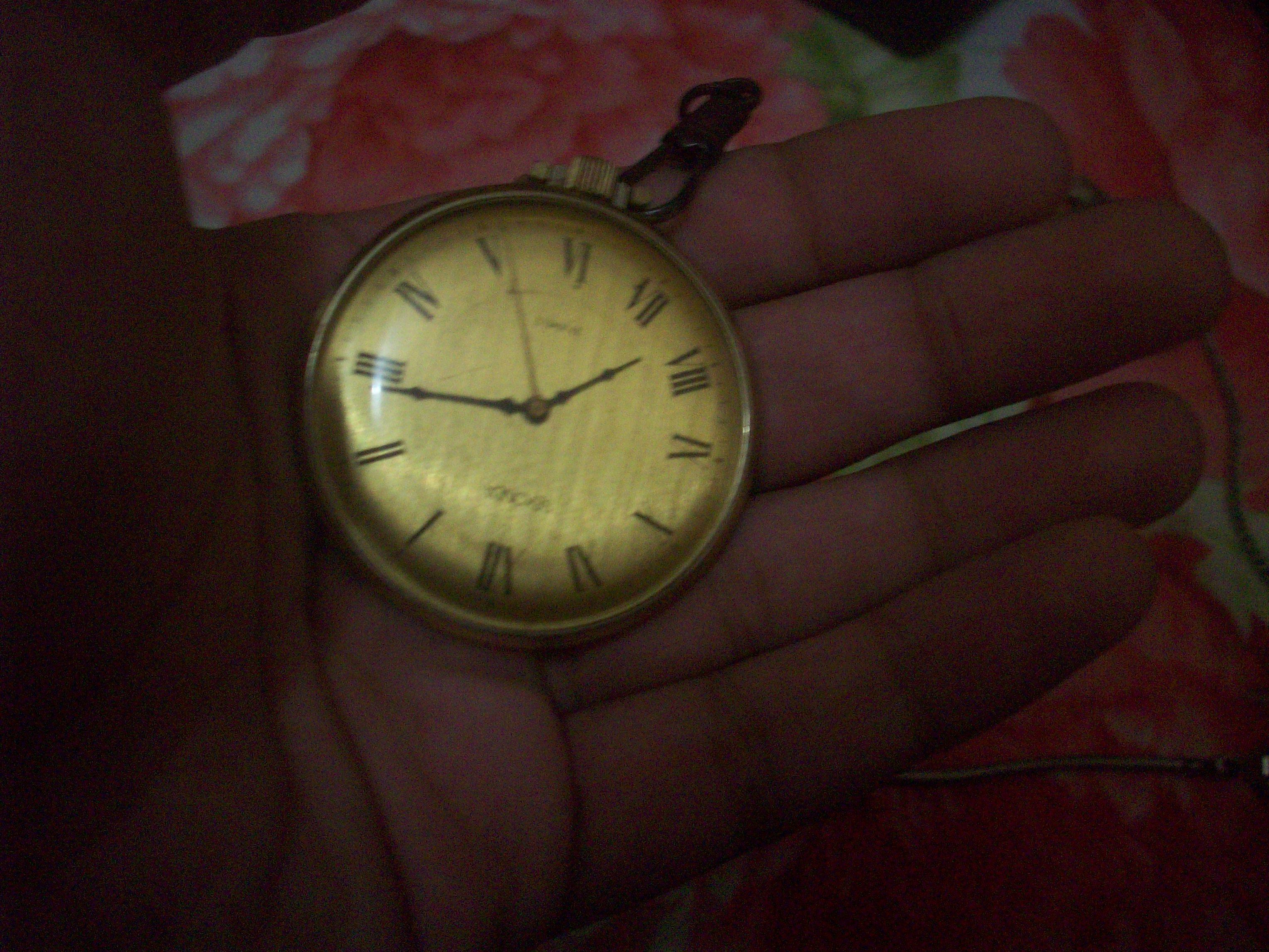 Sekonda 23 jewels pocket watch | ClickBD large image 0
