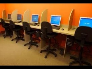Cyber Cafe PC