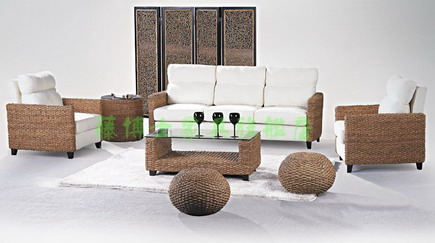 Rattan furniture rattan lounge chair rattan sofa rattan l | ClickBD large image 0