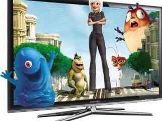 Samsung 46 inch LED 3D TV
