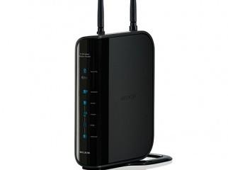 Belkin N ADSL2 Modem Router