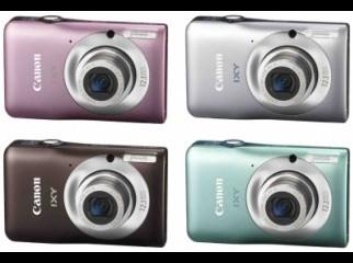 Brand New Canon Ixy 200F 12.1 MEGA 4X ZOOM