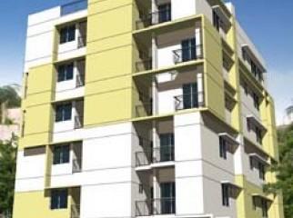 1350sqft flat in NIKETON GULSHAN