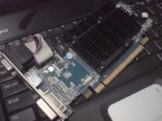 ATI Redion 3450 PCI Express. Very Fresh Condition.