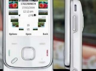 Nokia n86 white
