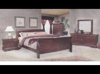 5 pcs Bedroom set