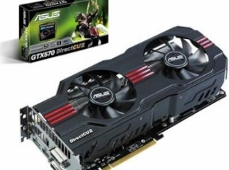 ASUS ENGTX570DCII 2DIS 12 GeForce GTX 570 DirectCU II