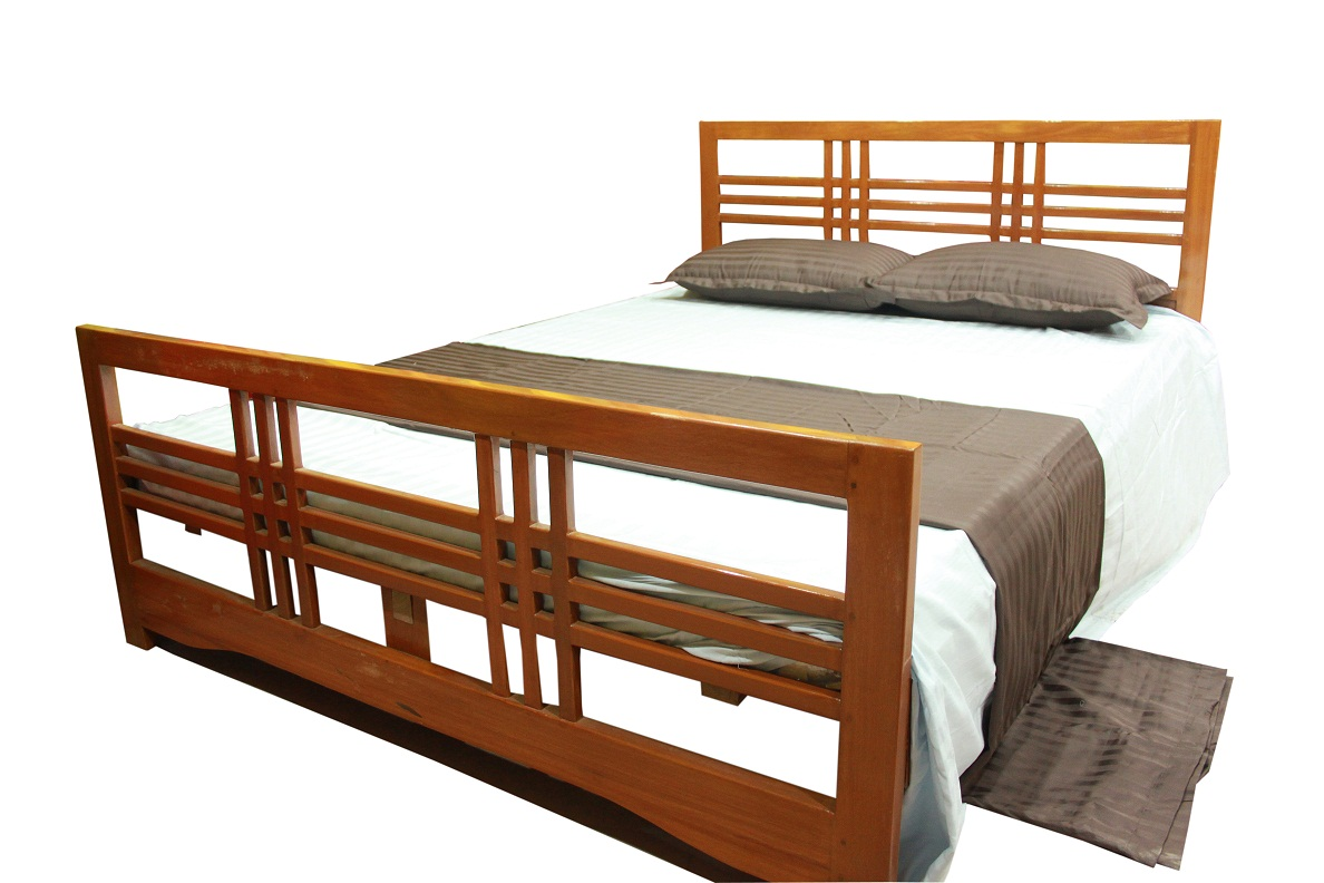100 Solid Wooden Bed Clickbd