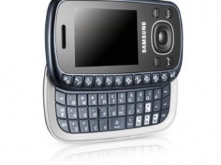 Samsung B3310 Black.