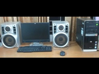 HP Pavilion a6150d Home PC updated to Gaming PC
