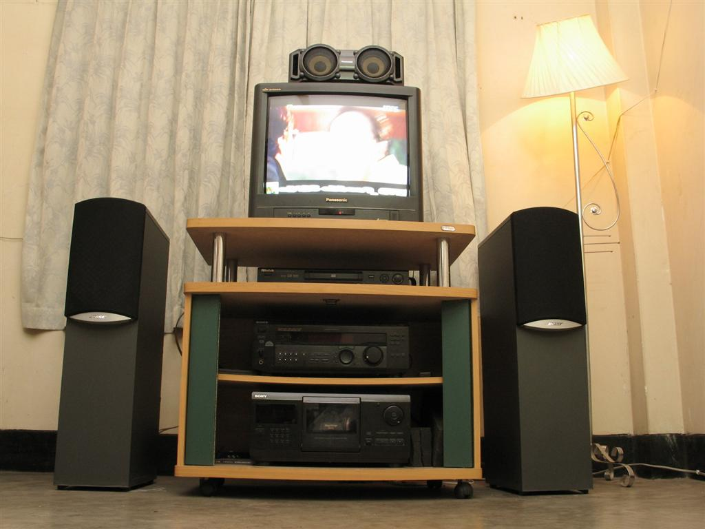 Bose 601 With Sony Dts Amplifier . Made in canada | ClickBD large image 0