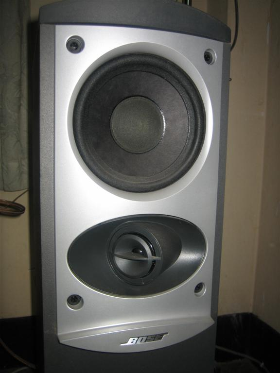 Bose 601 With Sony Dts Amplifier . Made in canada | ClickBD large image 1