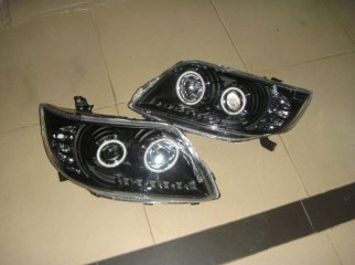 projection head light for corolla