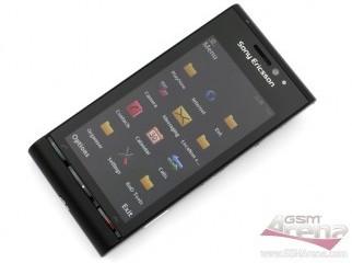Sony Ericsson SATIO...call 01831799371