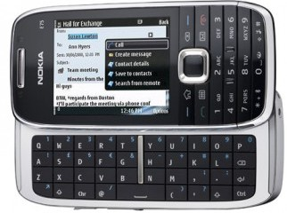 nokia e75 only at 8700tk
