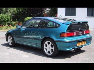 Wanted Honda CRX.......Preffered Factory Default..Condition.