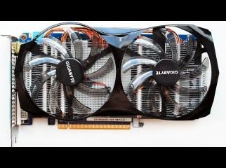 Gigabyte GTX 560 Windforce OC Edition 1 GB GDDR5