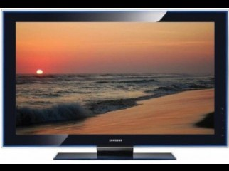 BRAND NEW CONDITION SAMSUNG 40 -5 SERIES FULL HD LCD TV..