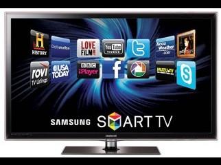 SAMSUNG 40 D6000 Smart LED 3D TV