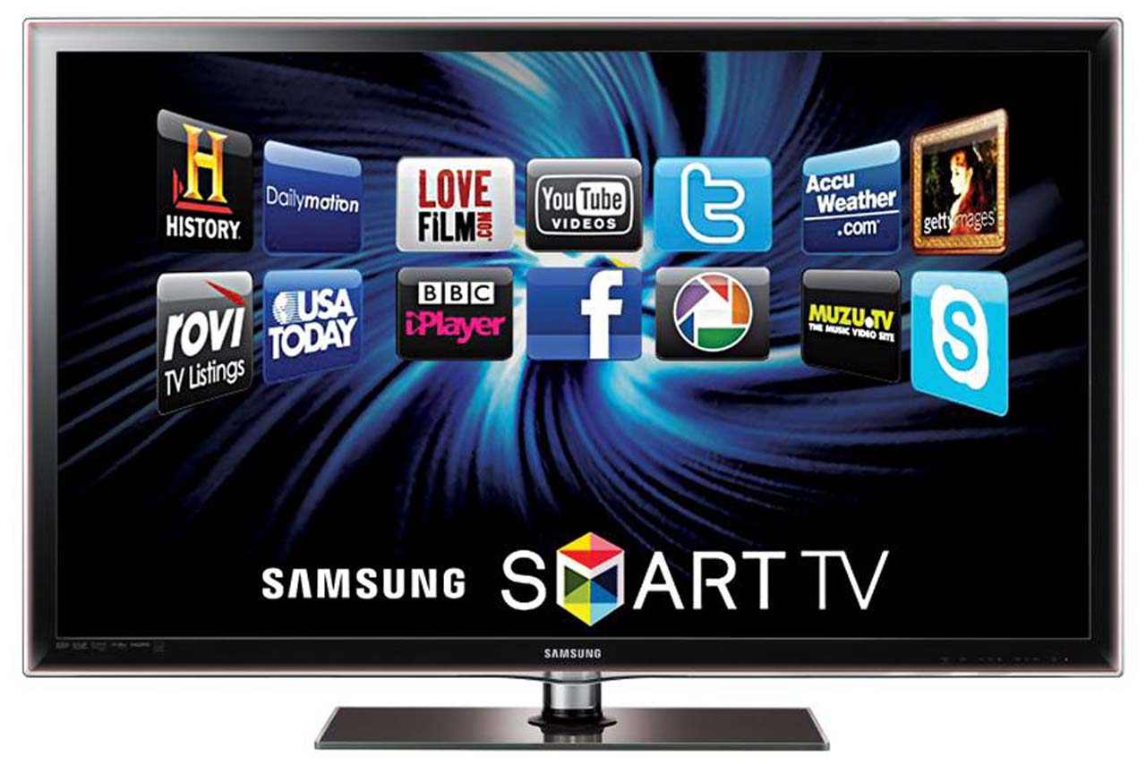 samsung 40 d6000 smart led 3d tv clickbd. Black Bedroom Furniture Sets. Home Design Ideas