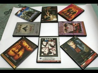 Huge Collection of single-edition DVD movies for sell