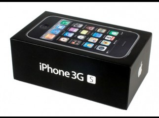 iPhone3GS WHite 16GB NEW BOX ONLY 28000