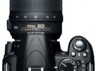 1 month used nikon d310 with 18-55 vr kit
