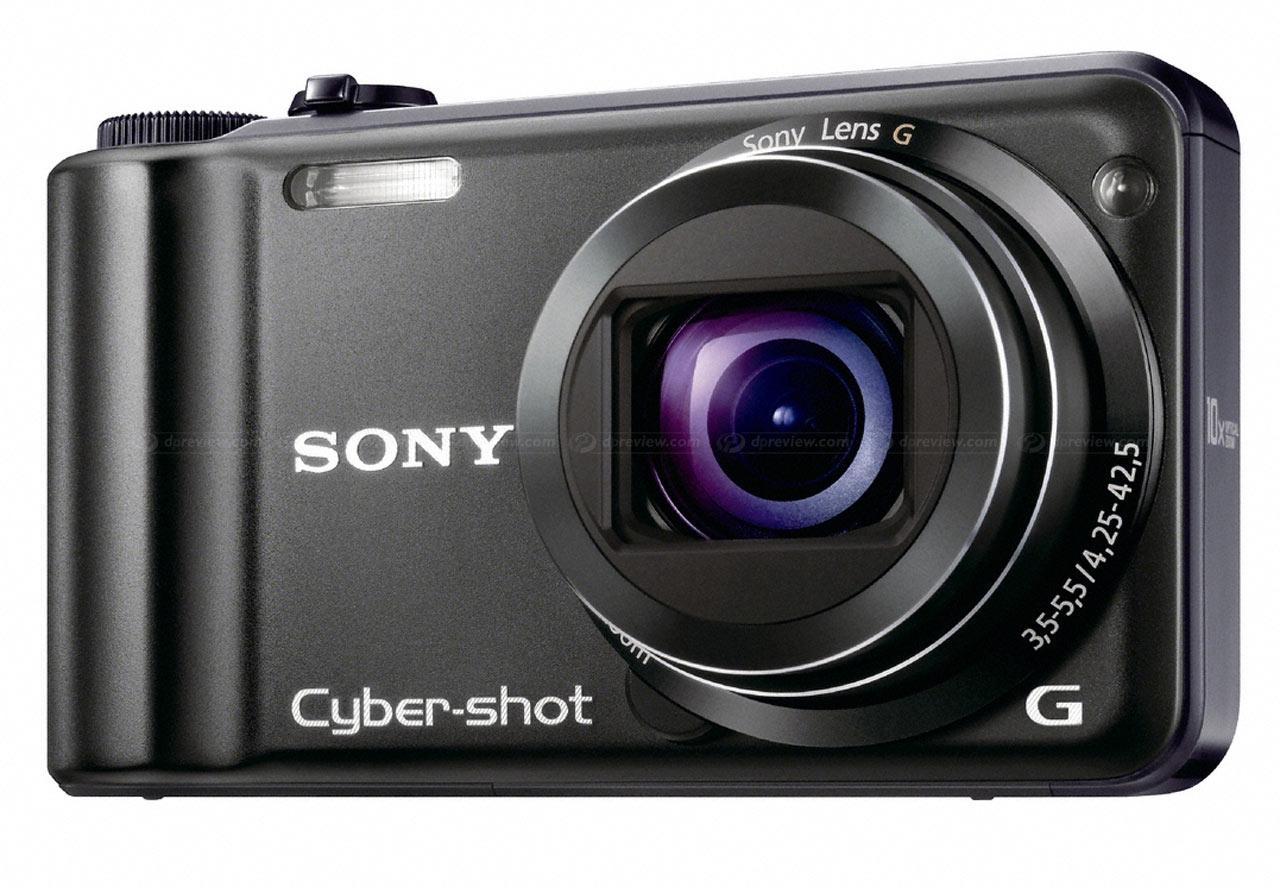 Sony Cyber-shot H55 14 Megapixel Camera 10xZOOM | ClickBD
