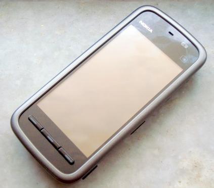 Nokia 5233 Xpress Music Full Touchscreen Phone Clickbd
