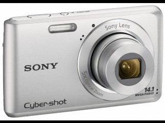 Sony Cybershot W520 Price 14.1 MP D.Camer
