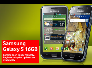 Samsung Galaxy S 16gb Boxed Very Very Good Condition