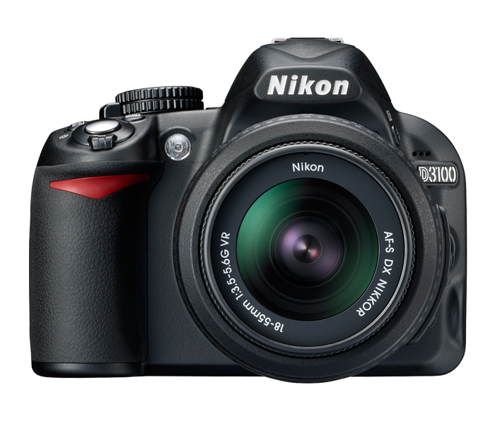 Nikon D3100 Digital SLR Camera | ClickBD large image 0