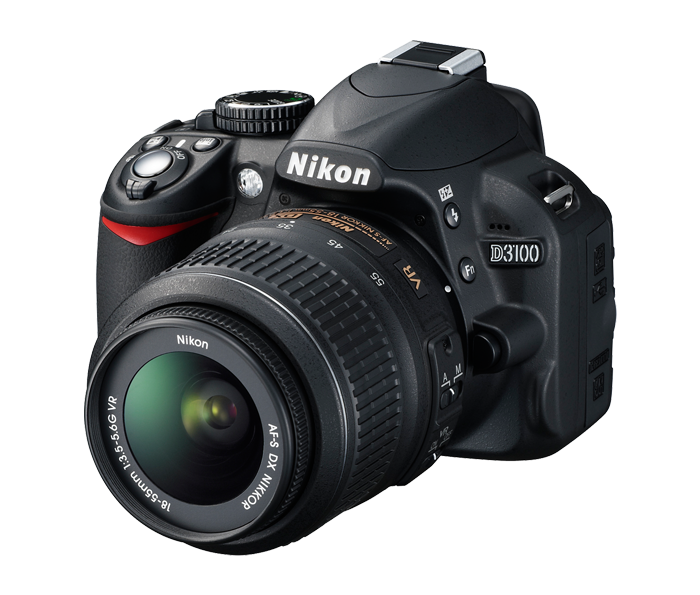 Nikon D3100 Digital SLR Camera | ClickBD large image 1