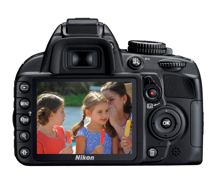 Nikon D3100 Digital SLR Camera | ClickBD large image 2