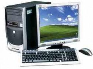 Complete Desktop PC- Pentium I II III