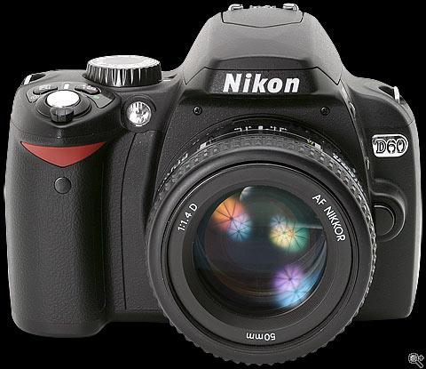 Nikon D60 Clickbd