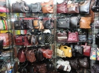 Local and foreign Fashionable Ladies Bags Leather goods