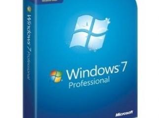 Microsoft Windows 7 Professional-64bit