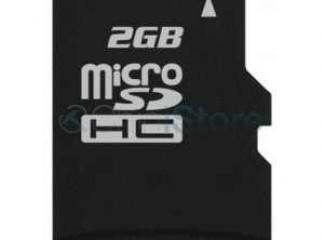 2 GB MICRO SD MEMORY CARD