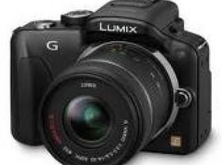 Panasonic Lumix DMC-GF3 DSLR Camera